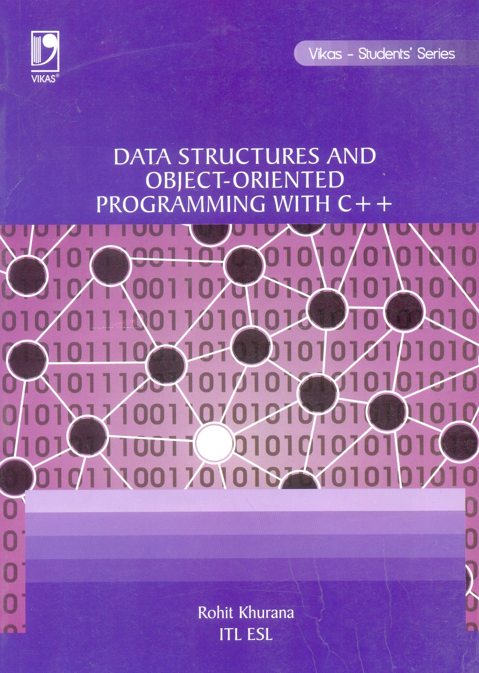 Data Structures and Object Oriented Programming With C++ [ANNA], 1/e