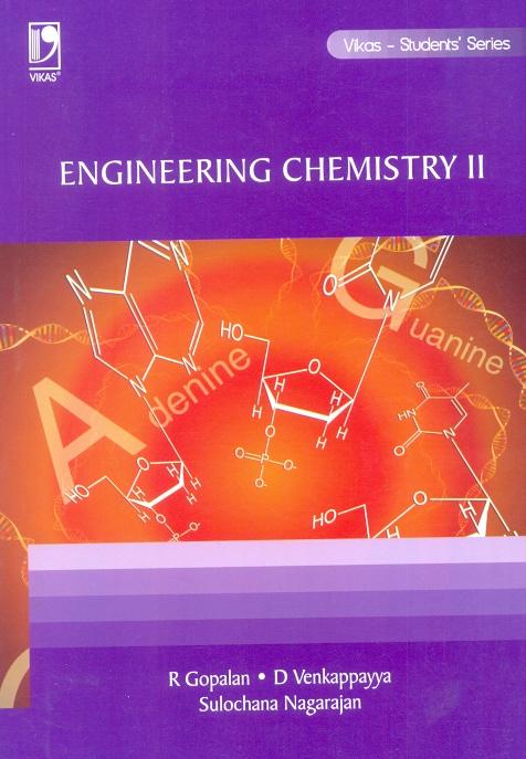 Engineering Chemistry II (ANNA), 1/e