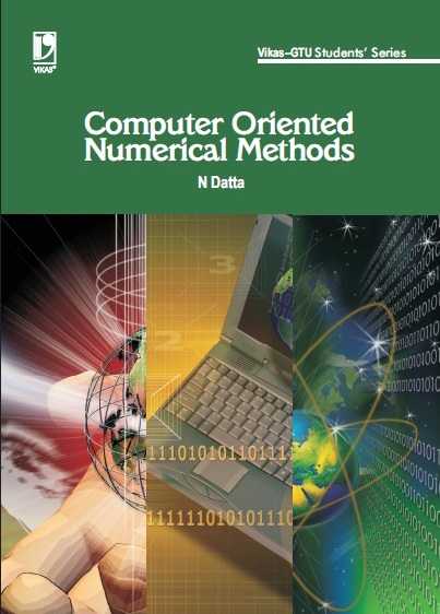Computer Oriented Numercial Methods (GTU), 1/e
