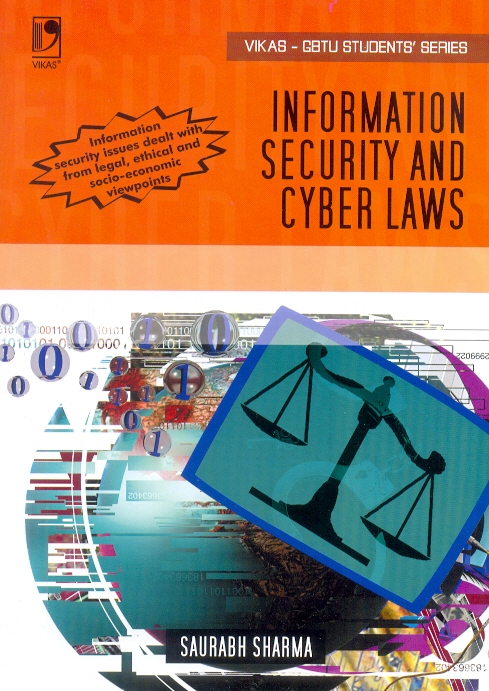 Information Security and Cyber Laws - GBTU, 1/e