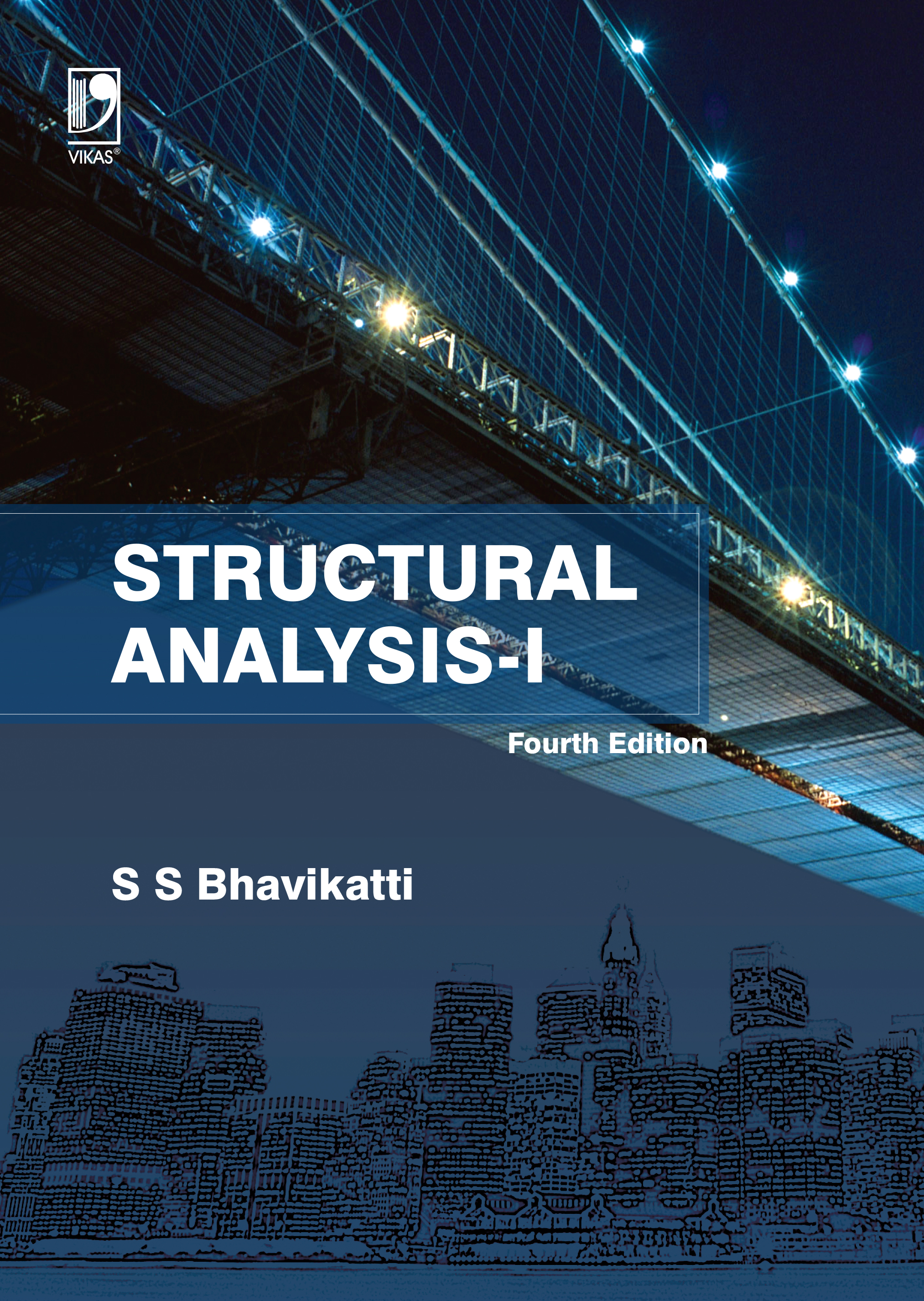 Structural Analysis Vol-1, 4/e