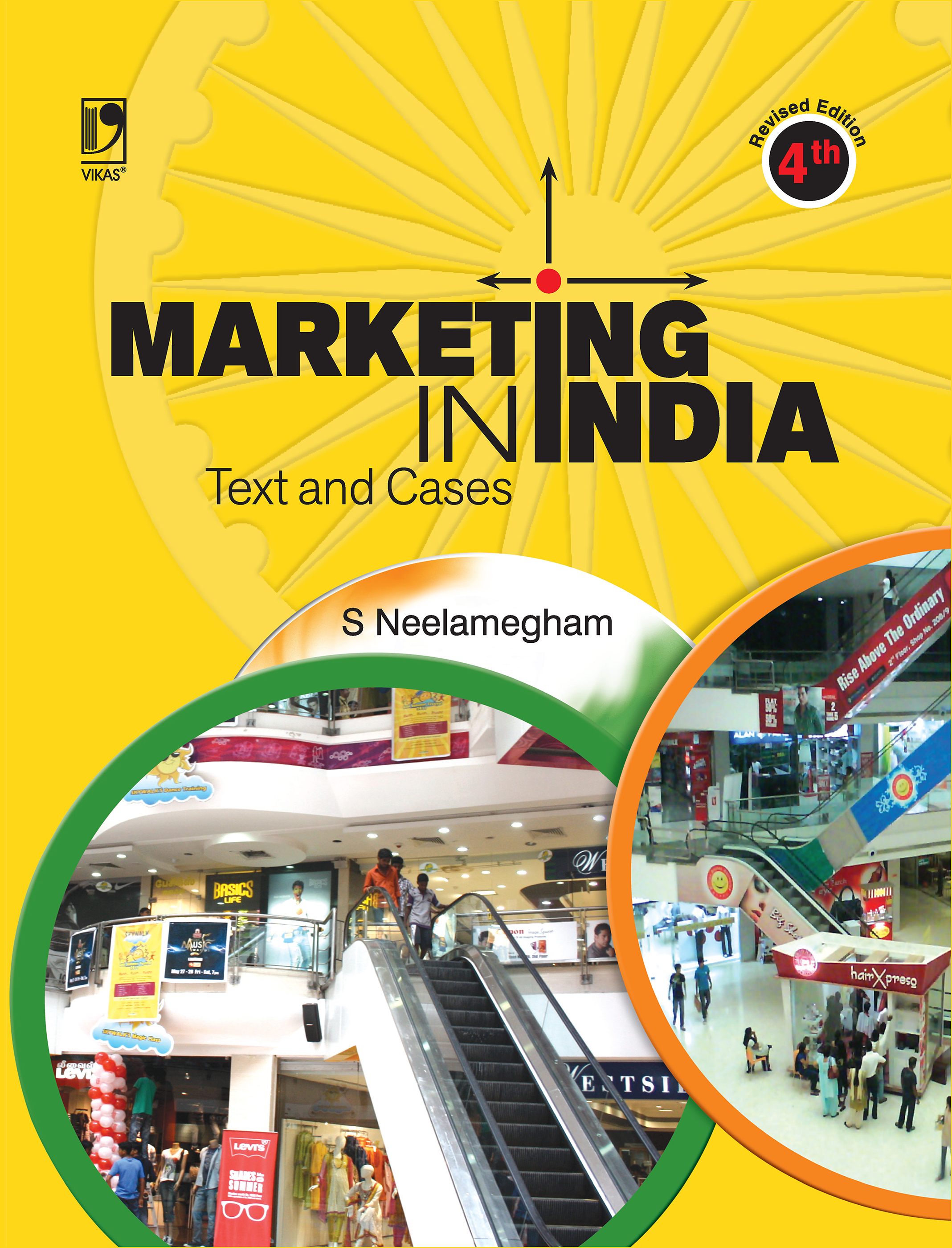 Marketing in India: Cases and Readings, 4/e  by  S. Neelamegham