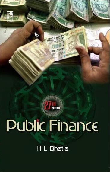 Public Finance, 27/e
