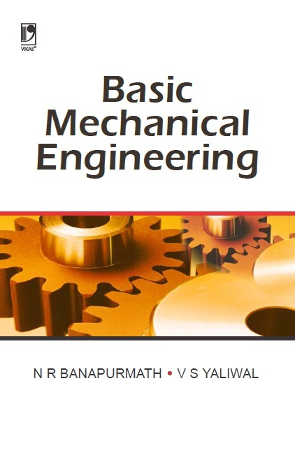 BASIC MECHANICAL ENGINEERING, 1/e