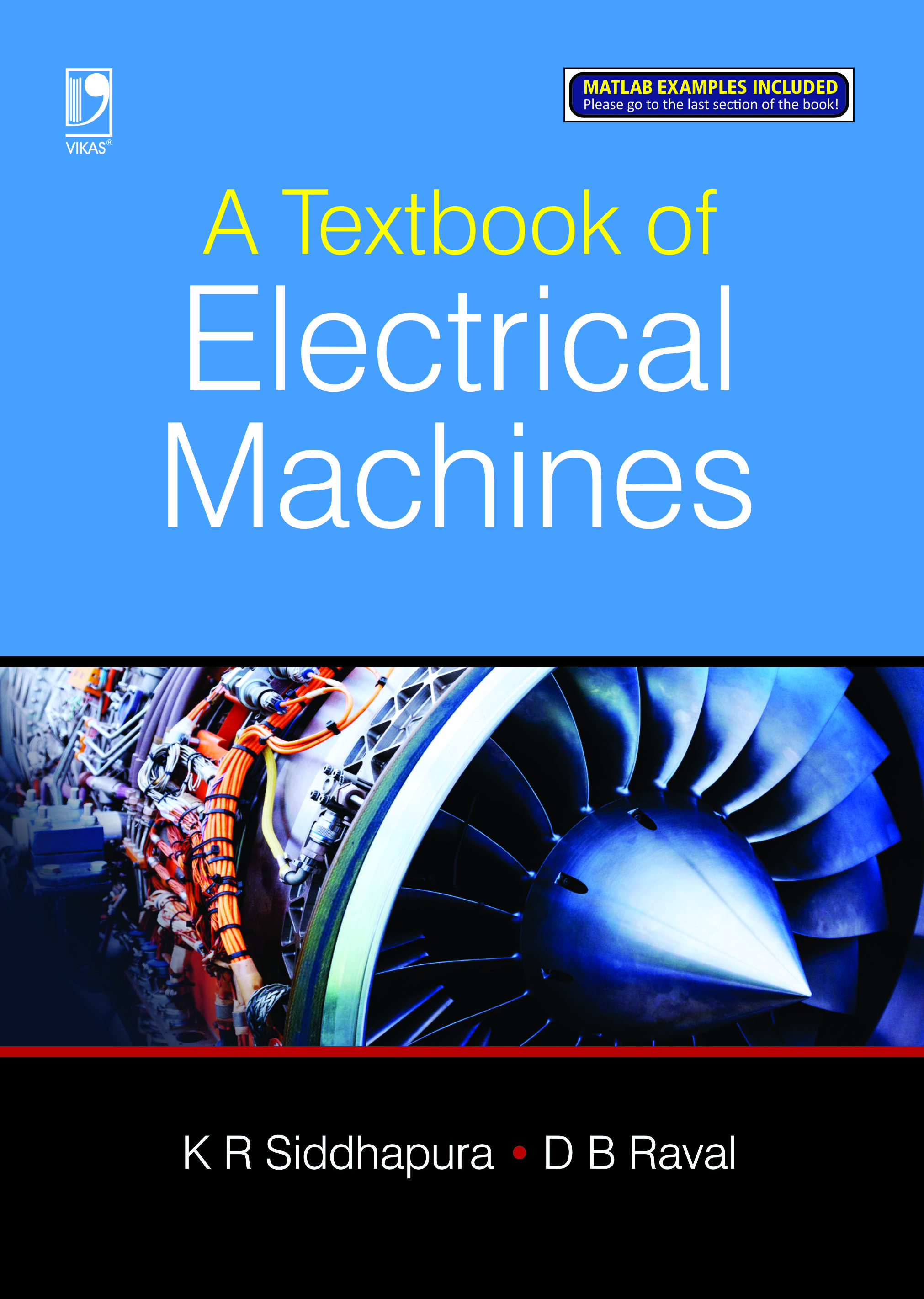 A Textbook of Electrical Machines by  K R Siddhapura