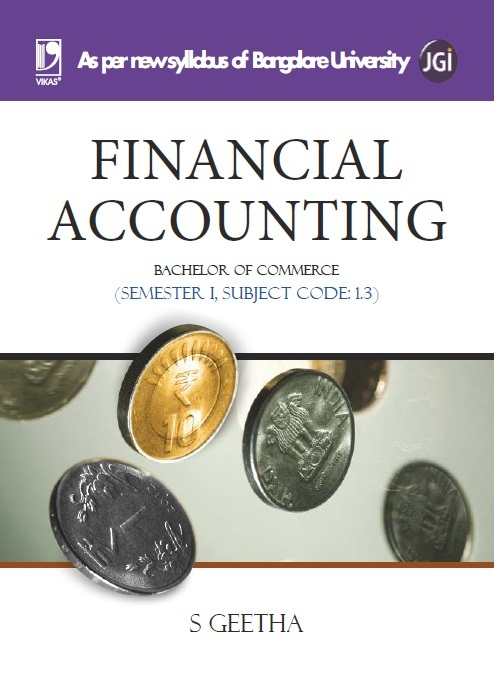 FINANCIAL ACCOUNTING (BANGALORE UNIVERSITY), 1/e