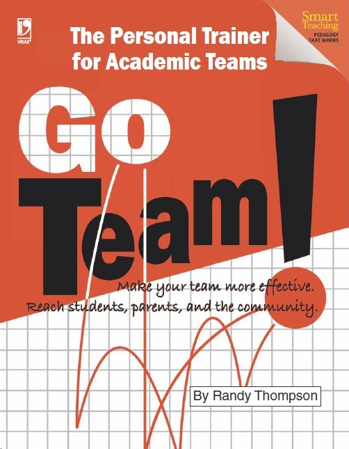THE PERSONAL TRAINER FOR ACADEMIC TEAMS: GO TEAMS!, 1/e