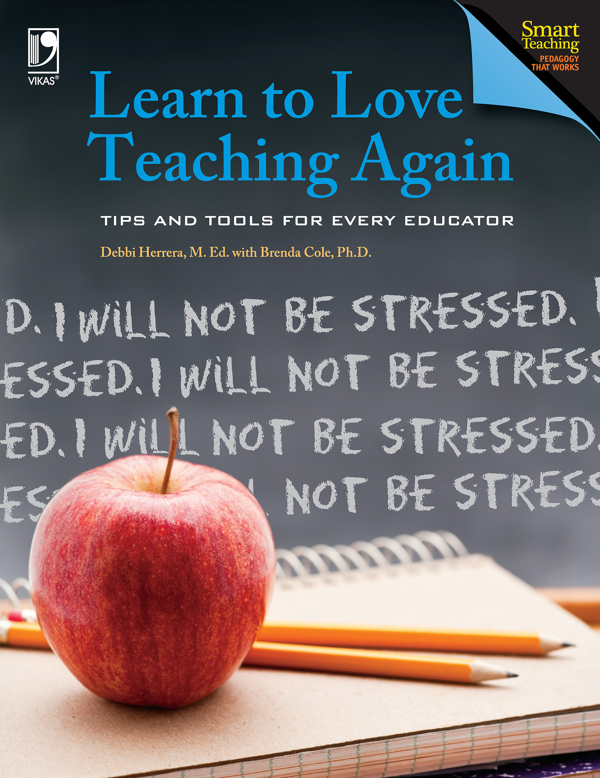 LEARN TO LOVE TEACHING AGAIN: TIPS AND TOOLS FOR EVERY TEACHER by  DEBBI HERRERA