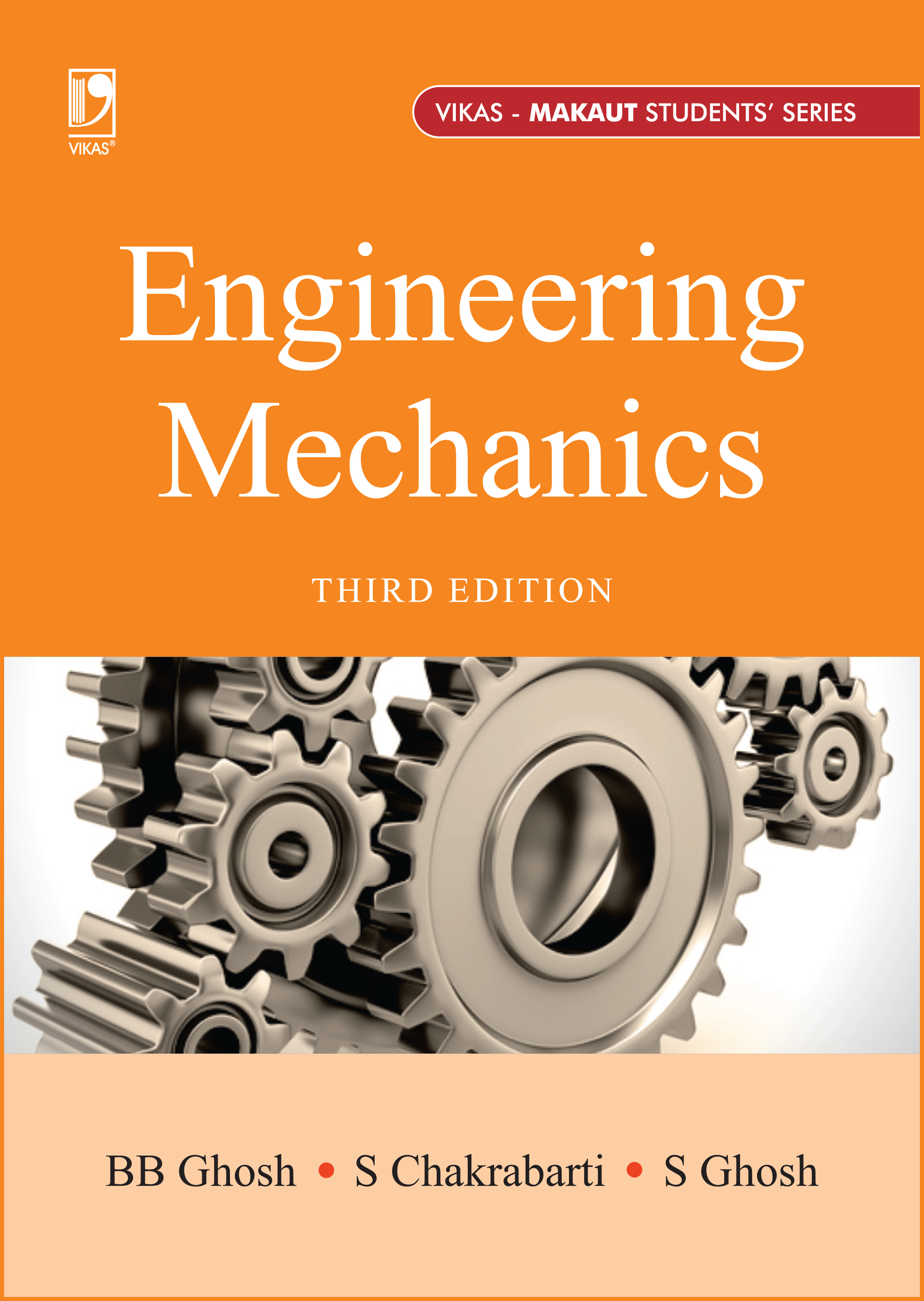 Engineering Mechanics (For MAKAUT), 3/e
