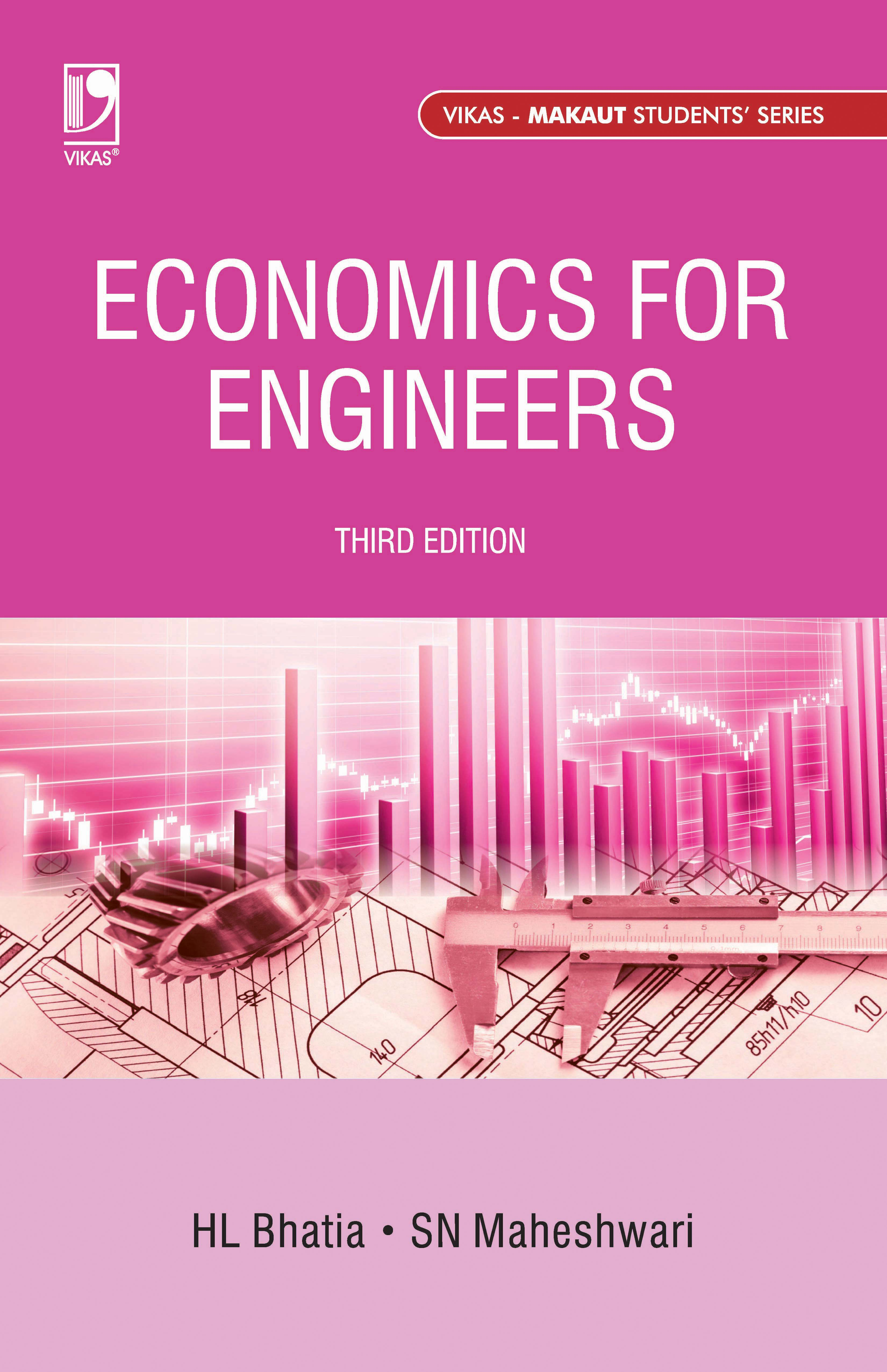 Economics for Engineers (For MAKAUT), 3/e