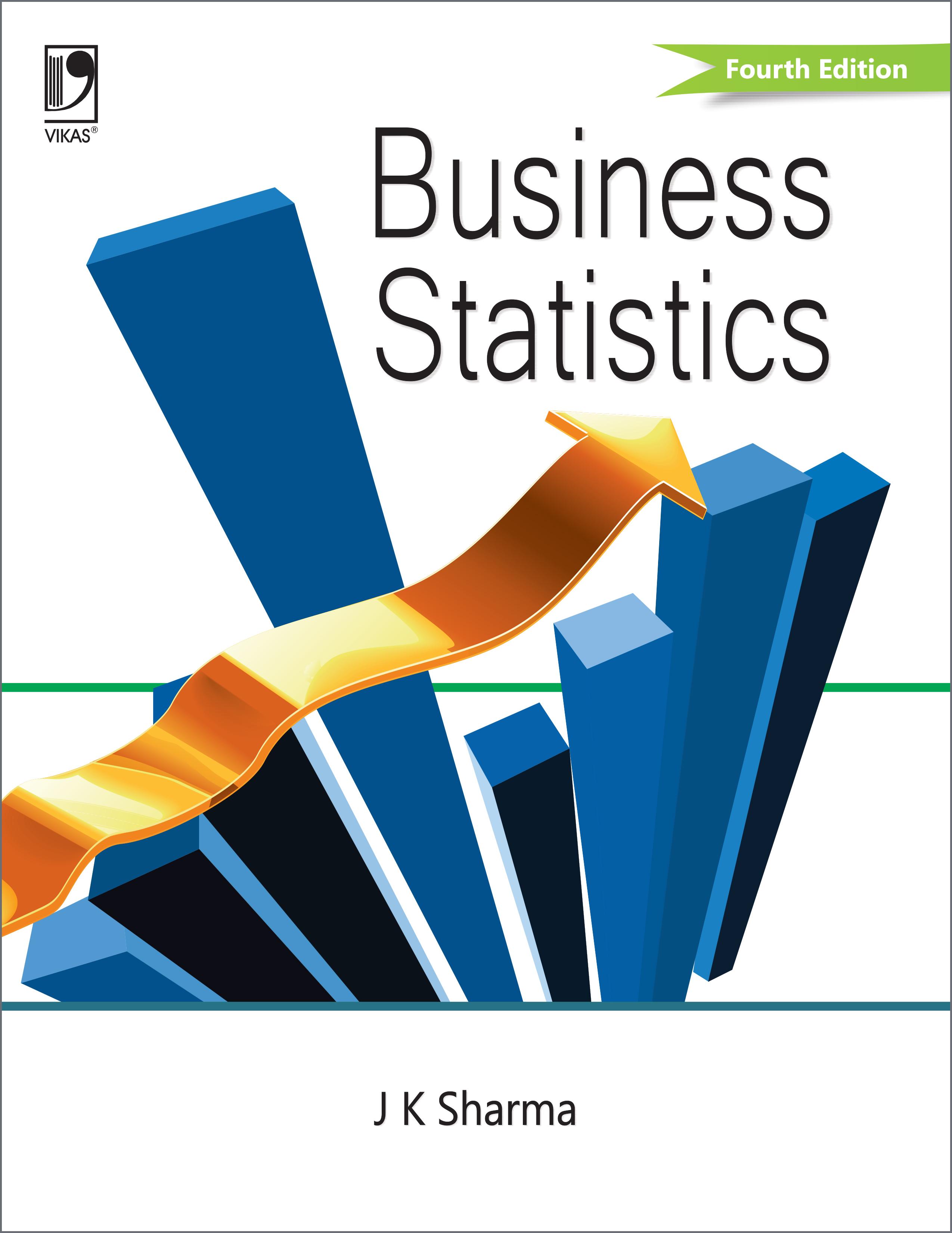 Business Statistics by  J K Sharma