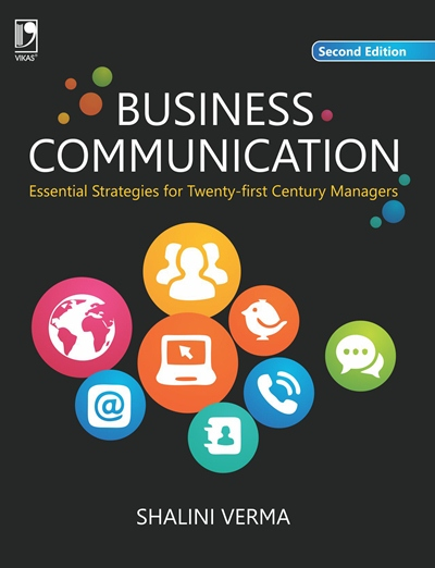 Business Communication, 2/e  by Shalini Verma