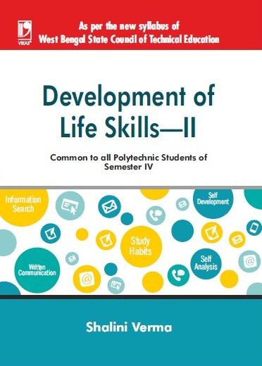 DEVELOPMENT OF LIFE SKILLS-II by Shalini Verma