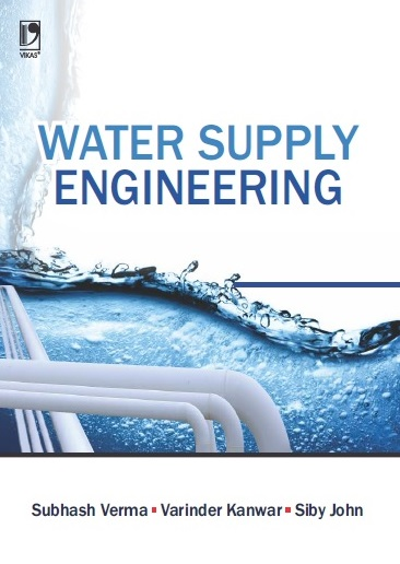 Water Supply Engineering by  Subhash Verma
