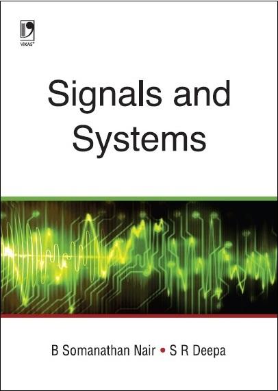 SIGNALS & SYSTEMS by  B. SOMANATHAN NAIR