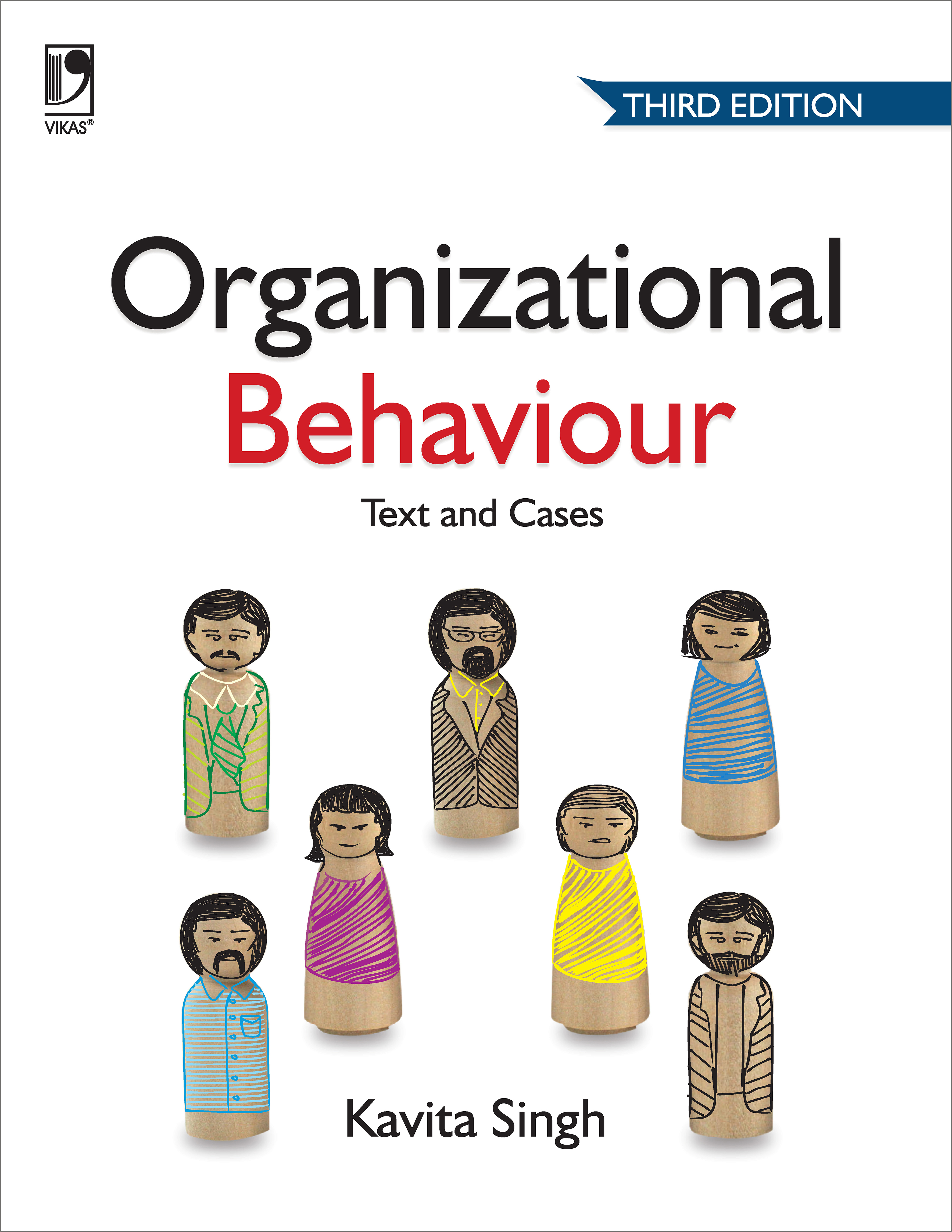 Organizational Behaviour: Text and Cases, 3/e