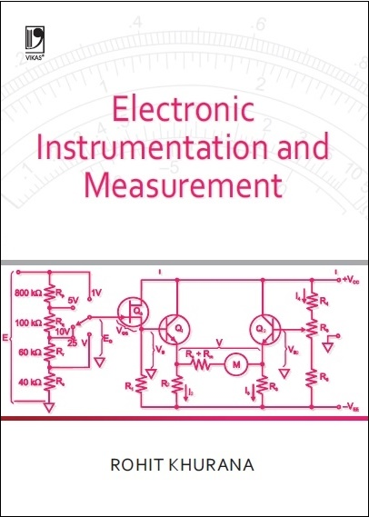 ELECTRONIC INSTRUMENTATION AND MEASUREMENT by  ROHIT KHURANA