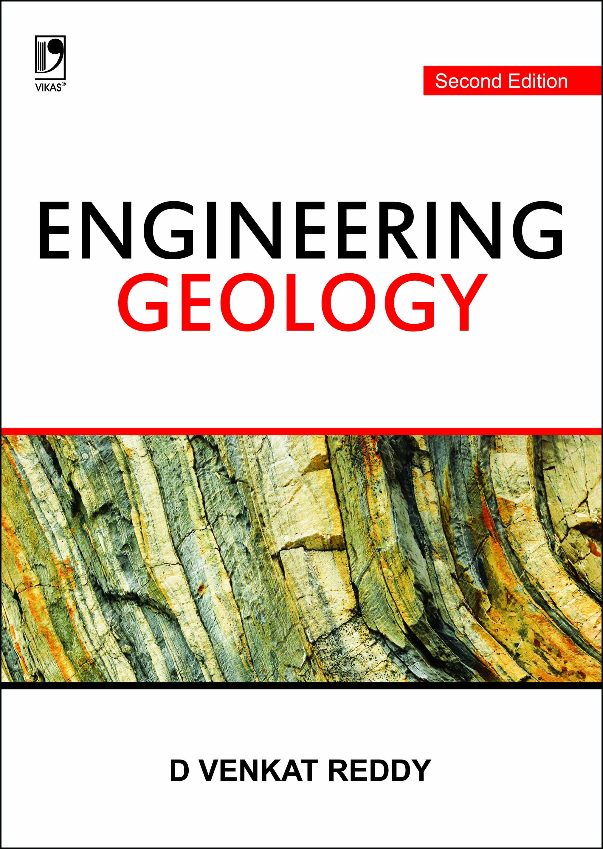 Engineering Geology, 2/e  by  D V Reddy