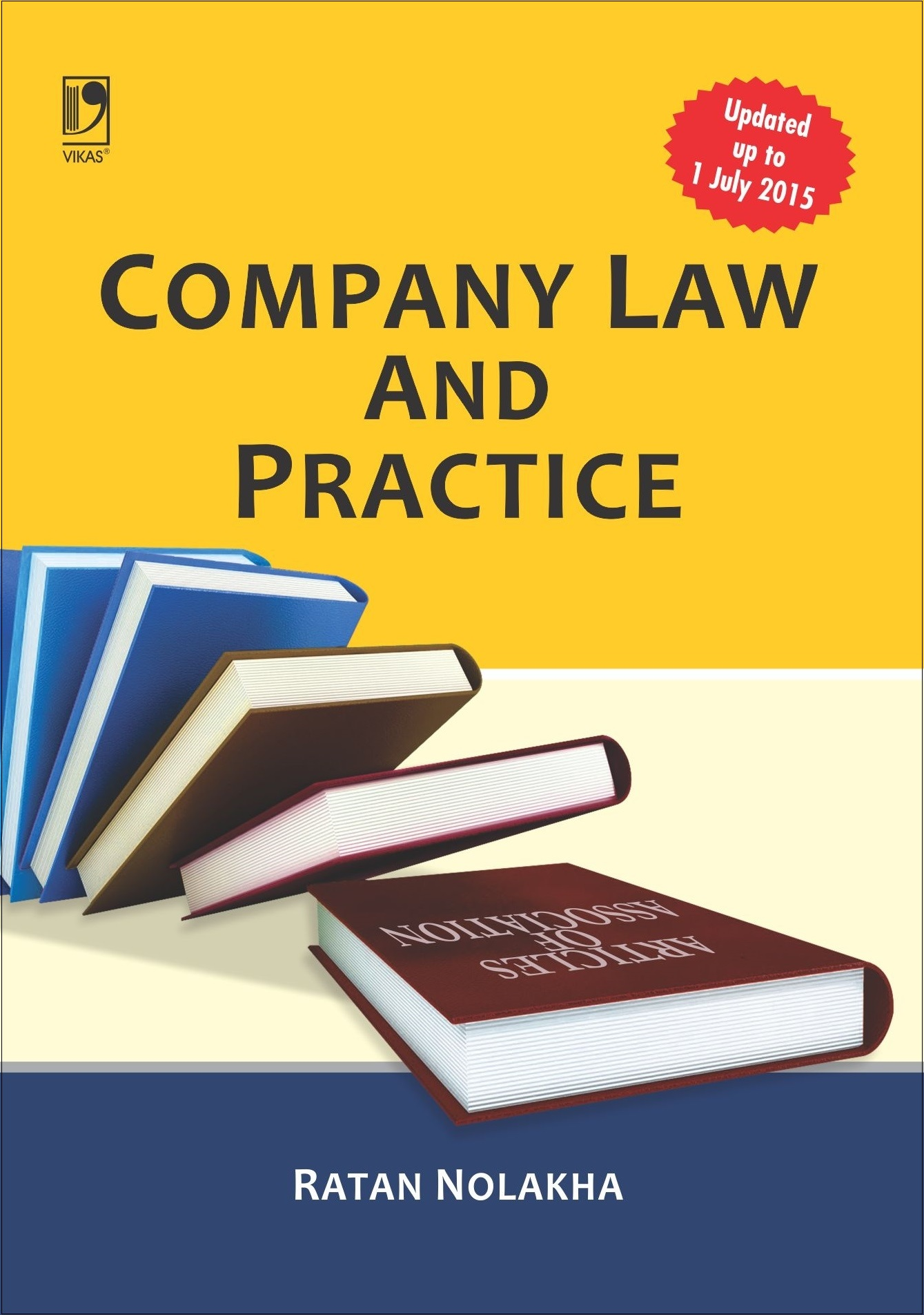 COMPANY LAW AND PRACTICE by  RATAN NOLAKHA