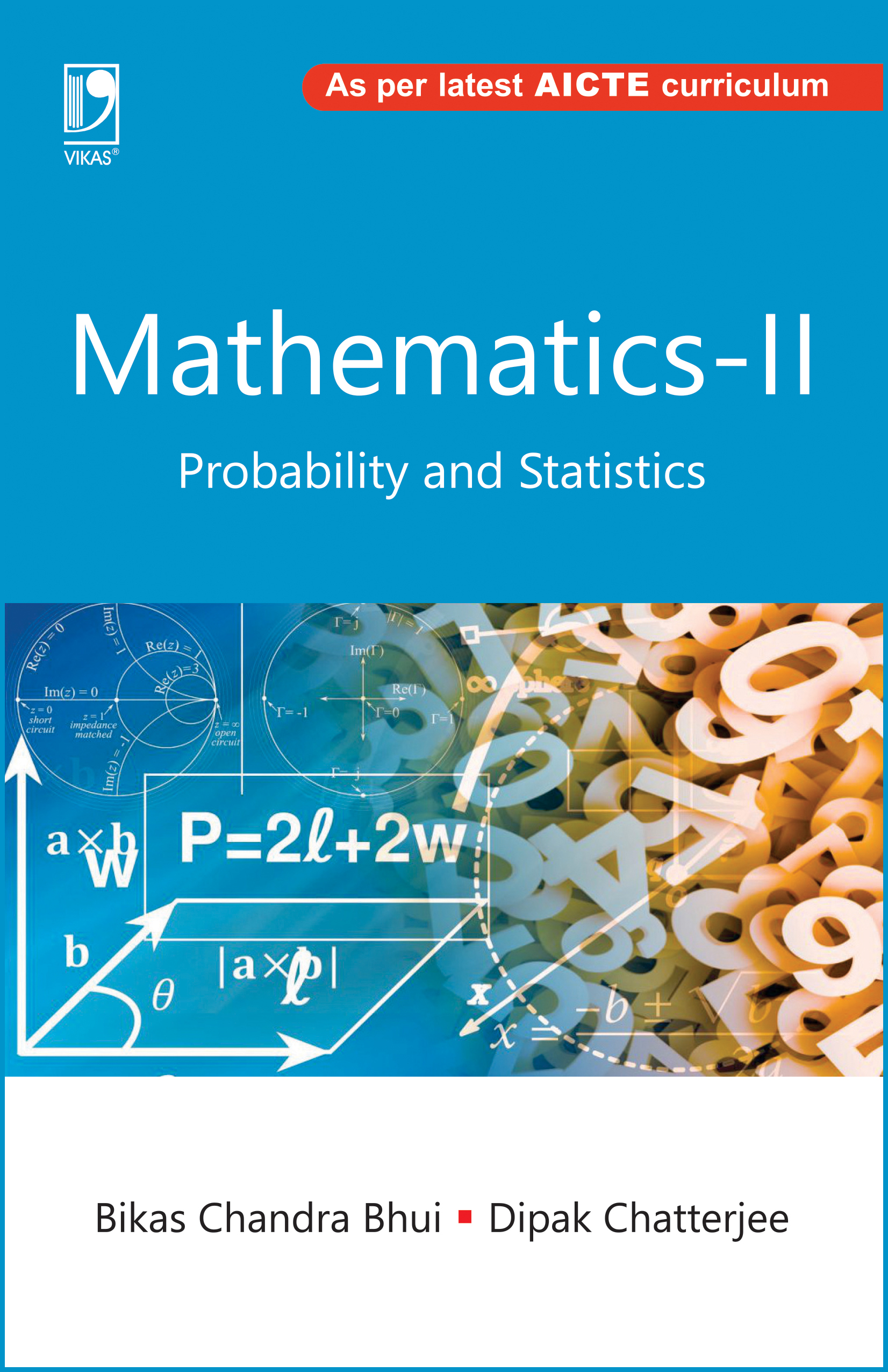 Mathematics-II (Probability and Statistics) (As per AICTE)