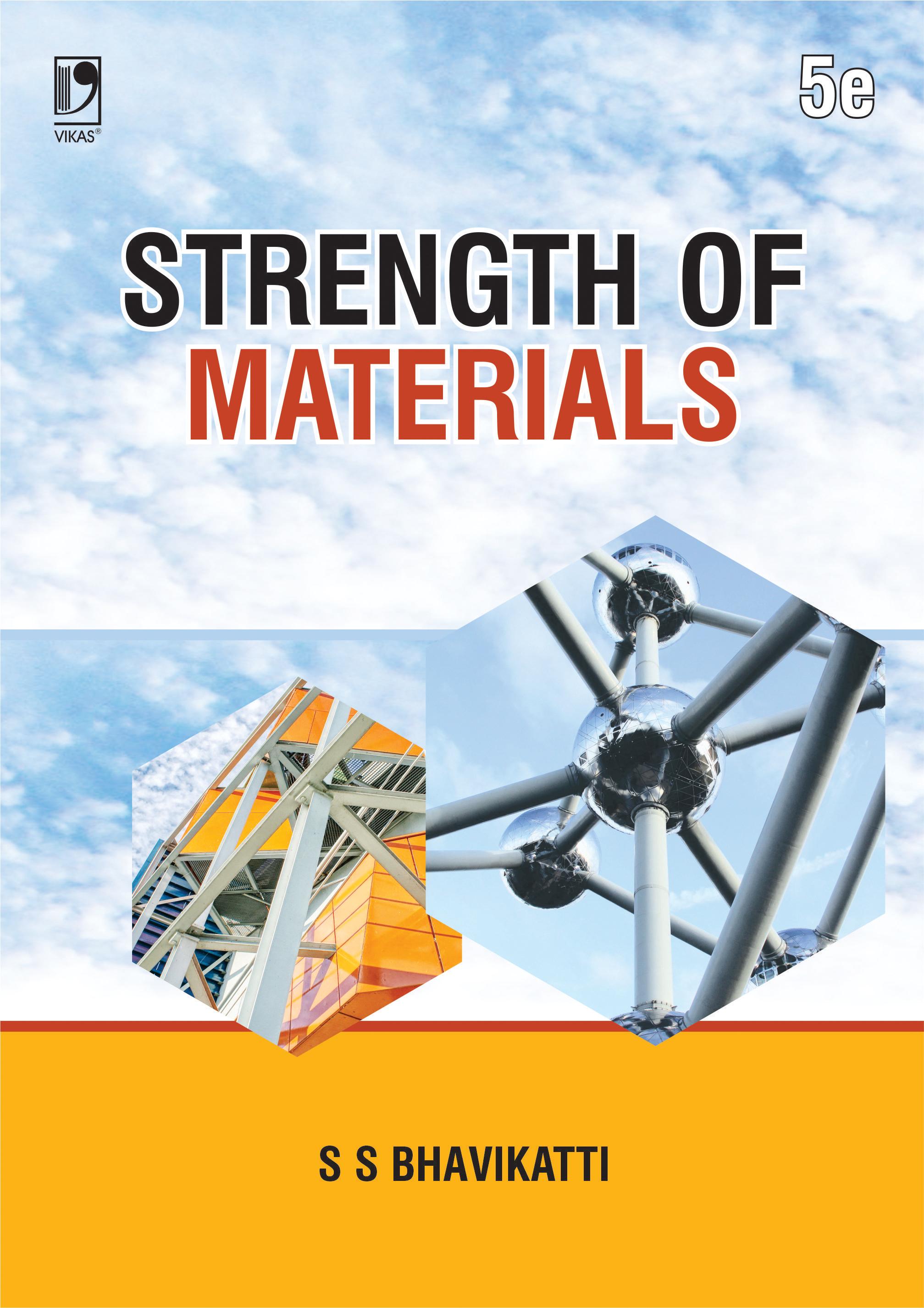 Strength of Materials, 5/e