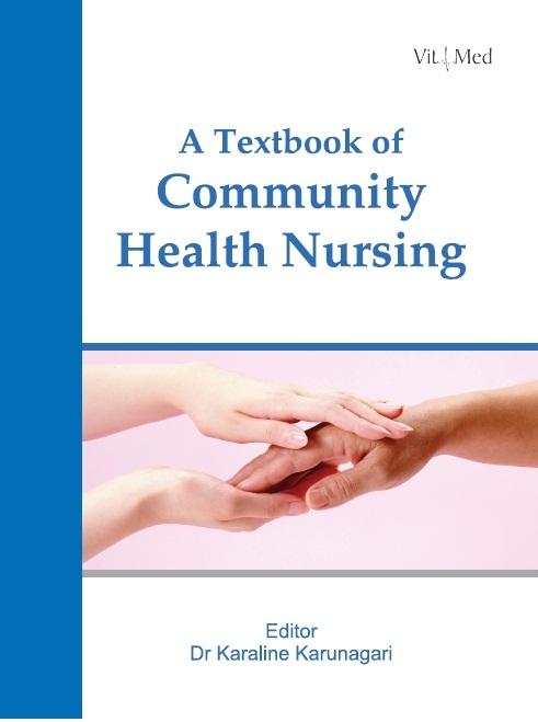 A TEXTBOOK OF COMMUNITY HEALTH NURSING, 1/e
