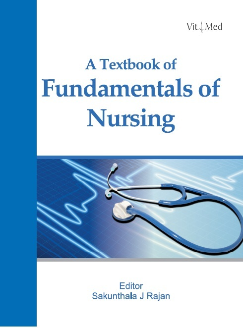 A TEXTBOOK OF FUNDAMENTALS OF NURSING, 1/e