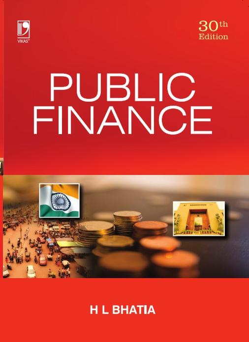 Public Finance, 30/e